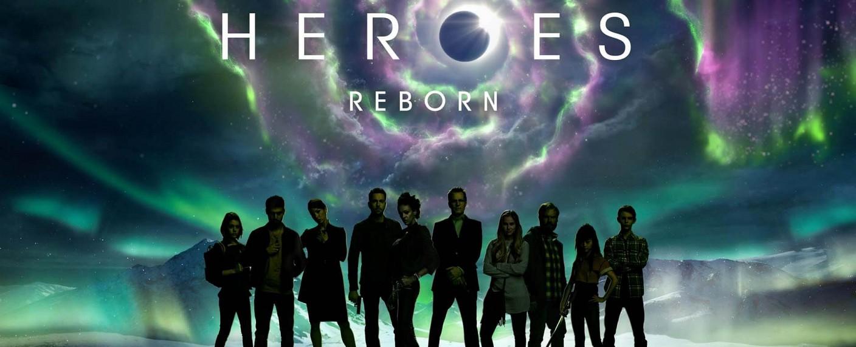 """Heroes Reborn"" – Bild: NBC"