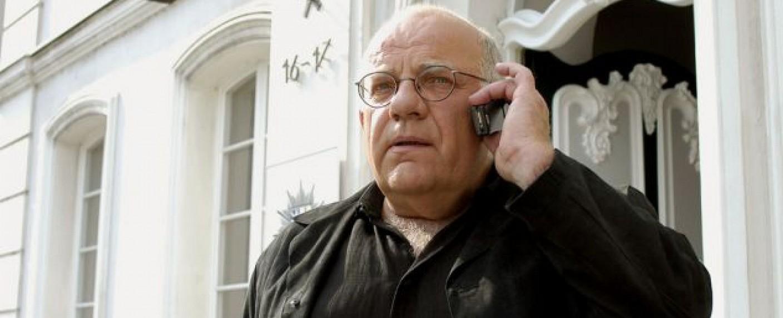 """Jochen Senf ermittelte von 1988 bis 2005 am Saarbrücker """"Tatort"""" – Bild: SR/Manuela Meyer"""