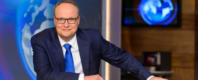 """""""heute-show"""" mit Oliver Welke – Bild: ZDF/Willi Weber"""