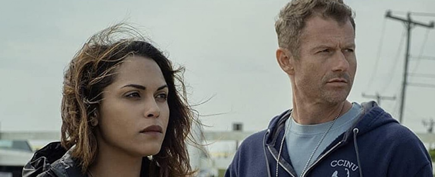 """Hightown"" mit Monica Raymund und James Badge Dale – Bild: Starzplay"