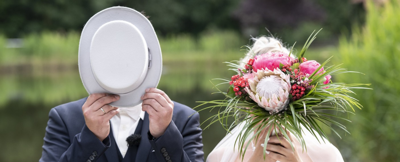 """""""Hochzeit auf den ersten Blick"""" – Bild: Sat.1/Christoph Assmann"""