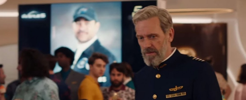 "Hugh Laurie in ""Avenue 5"" – Bild: HBO"