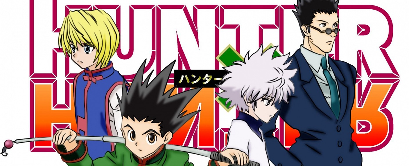 """Hunter x Hunter"" – Bild: Studio Madhouse"