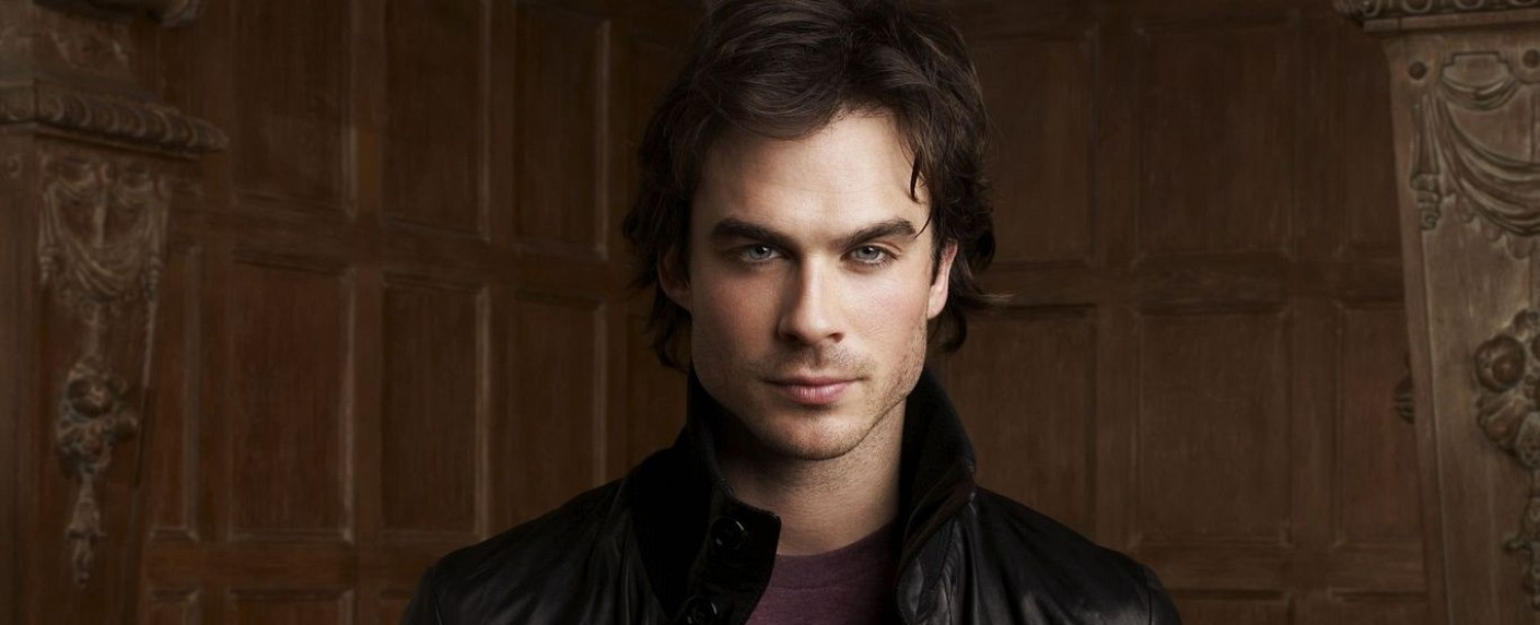 "Ian Somerhalder als Damon in ""The Vampire Diaries"" – Bild: The CW"
