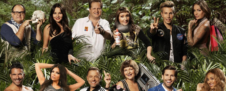 """""""Ich bin ein Star"""": Die Dschungelcamper 2017 – Bild: RTL/Stempell/Skowski"""