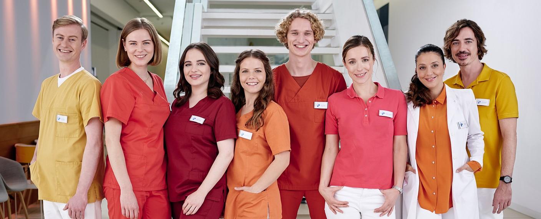 """""""In aller Freundschaft – Die Krankenschwestern"""" – Bild: ARD/Felix Abraham"""