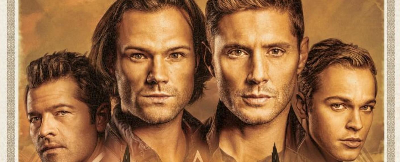 """In der 15. Staffel von """"Supernatural"""" geht es auf ins letzte Gefecht für Castie, Sam, Dean und Jack – Bild: The CW"""