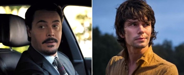 """Jack Huston und Ben Whishaw sind in der vierten Staffel von """"Fargo"""" mit dabei – Bild: Audience Network/ITV"""