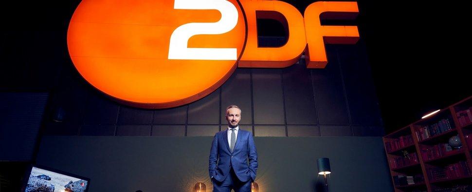 "Jan Böhmermann im ""ZDF Magazin Royale"" – Bild: ZDF/Jens Koch"