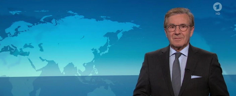 Jan Hofer – Bild: ARD Aktuell (Screenshot)