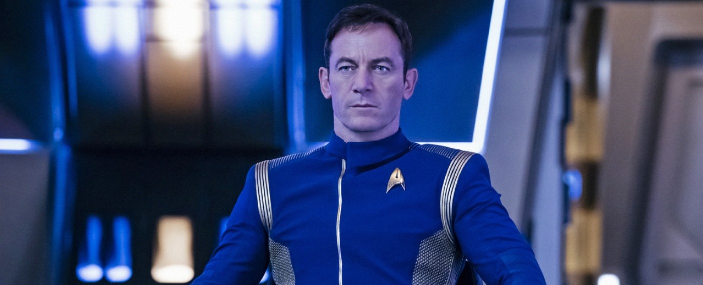 "Jason Isaacs in ""Star Trek: Discovery"" – Bild: CBS"
