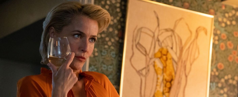 """Jean Milburn (Gillian Anderson) in der zweiten Staffel von """"Sex Education"""" – Bild: Sam Taylor/NEtflix"""