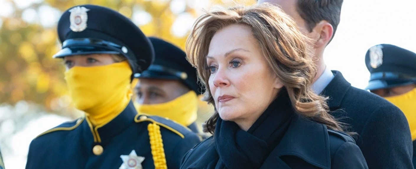 "Jean Smart in ""Watchmen"" – Bild: HBO"
