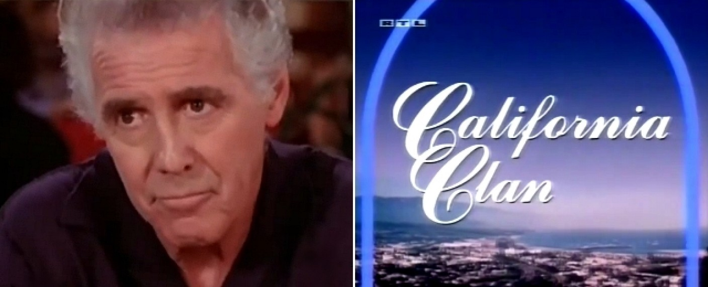"Jed Allan spielte von 1986 bis 1993 C.C. Capwell in ""California Clan"" – Bild: YouTube/Screenshot"