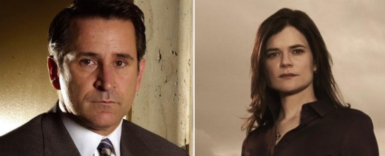 """""""Jeffries"""": Anthony LaPaglia und Betsy Brandt übernehmen die Hauptrollen – Bild: CBS/Sony TV"""