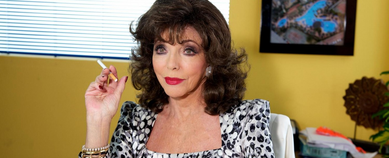 """Joan Collins in der britischen Sitcom """"Benidorm"""" – Bild: ITV"""