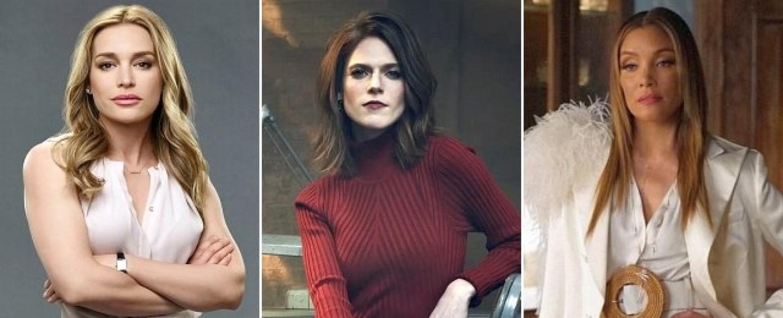 Jobveränderungen für Piper Perabo, Rose Leslie und Michael Michele – Bild: ABC; CBS All Access, The CW