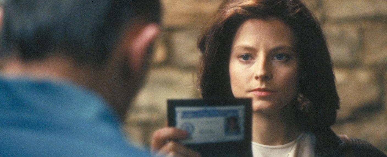 """Jodie Foster als Clarice Starling in """"Das Schweigen der Lämmer"""" – Bild: Orion Pictures"""