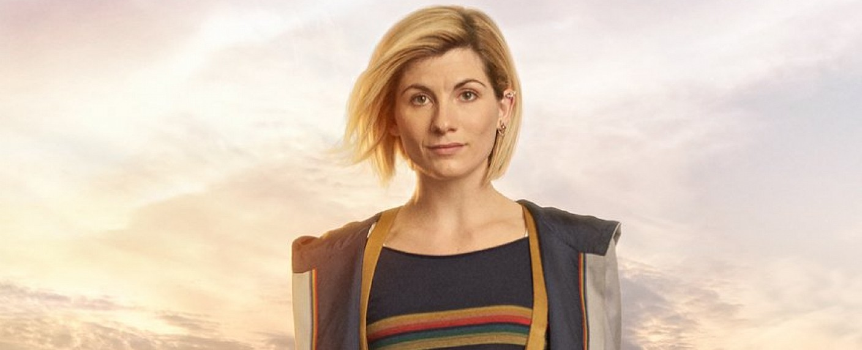 """Jodie Whittaker als 13. Inkarnation des Doctors in """"Doctor Who"""" – Bild: BBC"""