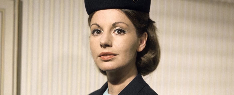"""Johanna von Koczian in """"Stewardessen"""" – Bild: SWR/Annemie Huck"""