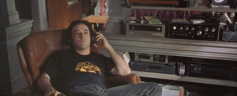 "John Cusack im Film ""High Fidelity"" – Bild: Touchstone Pictures"