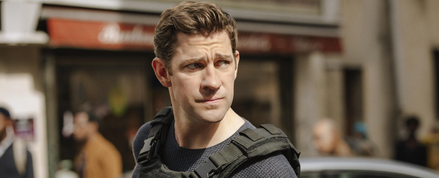 John Krasinski als Jack Ryan – Bild: Prime Video