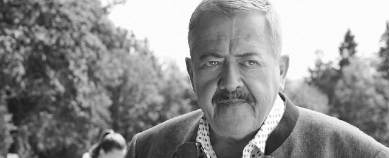 Joseph Hannesschläger (1962 – 2020) – Bild: ZDF/Bojan Ritan