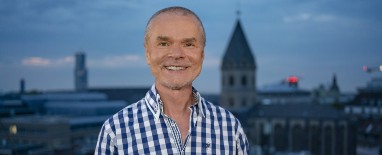 Jürgen Domian – Bild: WDR/Klaus Görgen