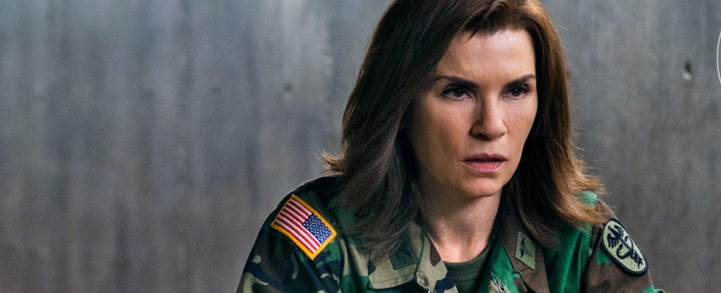 "Julianna Margulies in ""The Hot Zone"" – Bild: National Geographic"