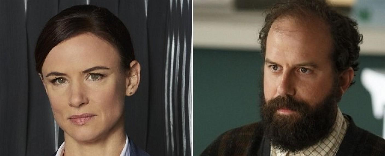 Juliette Lewis und Bret Gelman – Bild: ABC/NBC