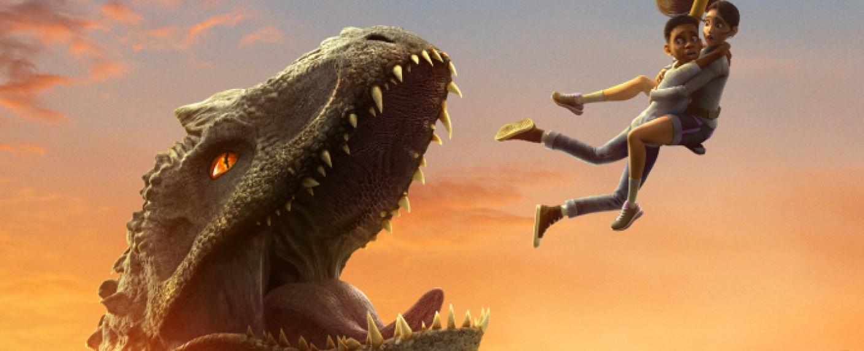 """""""Jurassic World: Neue Abenteuer"""" – Bild: Netflix"""
