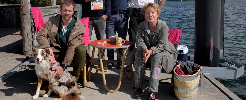 """""""Käthe und ich"""" – Bild: ARD Degeto/Christiane Pausch"""
