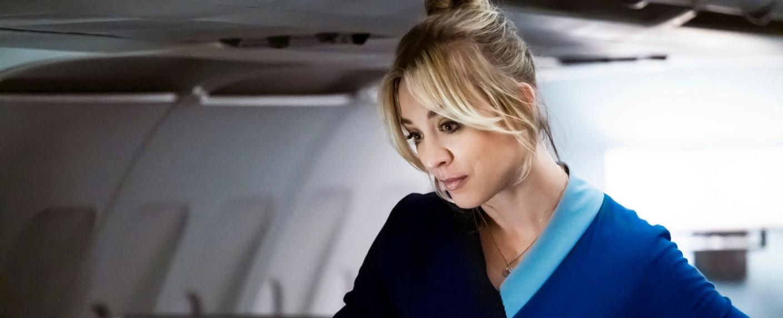 "Kaley Cuoco als ""The Flight Attendant"" – Bild: HBO Max"