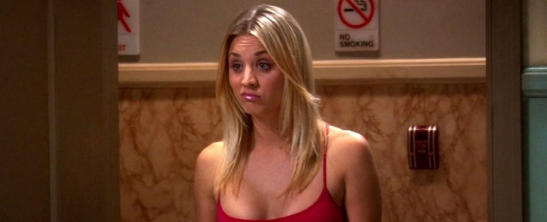 "Kaley Cuoco in ""The Big Bang Theory"" – Bild: CBS"