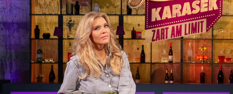 """Laura Karasek ist """"Zart am Limit"""" – Bild: ZDF/Steffen Matthes"""