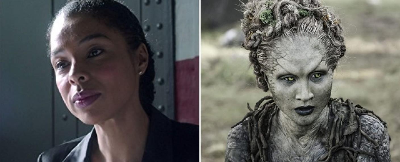 """Sophie Okonedo (l.) und Kae Alexander (r.) verstärken die Besetzung von """"The Wheel of Time"""" – Bild: BBC/HBO"""