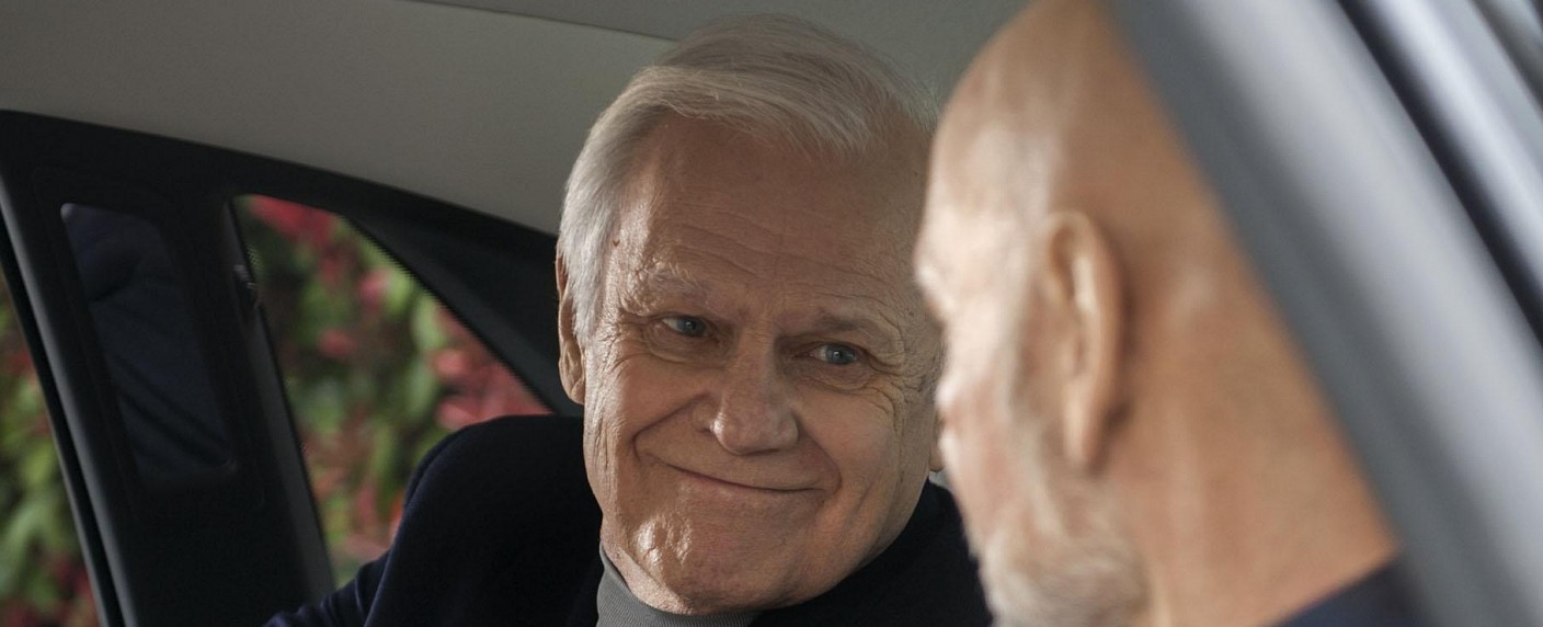 "Ken Kercheval (1935 – 2019) in ""Dallas"" – Bild: Van Redin/TNT"