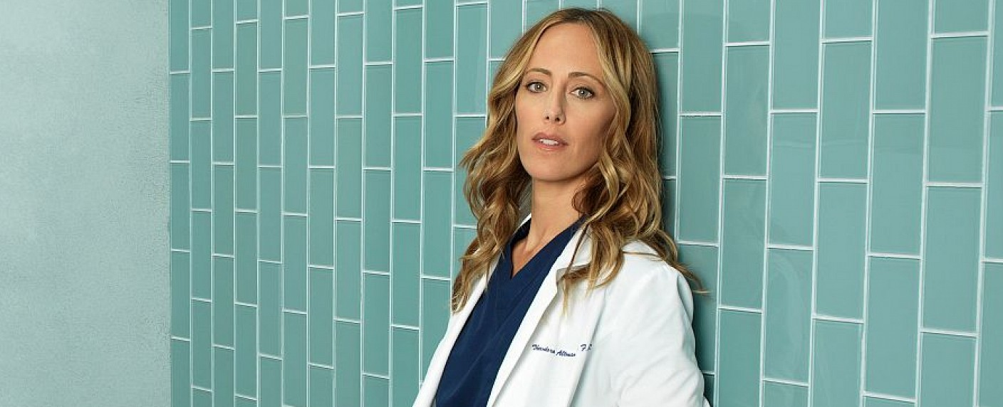 "Kim Raver als Teddy Altman in ""Grey's Anatomy"" – Bild: ABC"