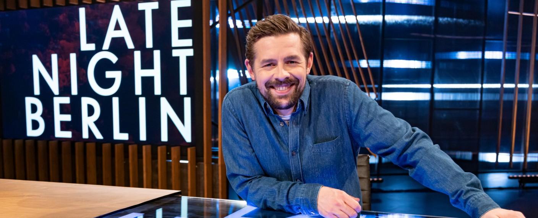 """Klaas Heufer-Umlauf moderiert """"Late Night Berlin"""" – Bild: ProSieben/Richard Hübner"""