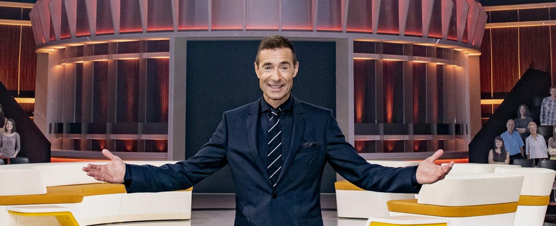 """""""Klein gegen Groß"""" mit Kai Pflaume – Bild: NDR/Thorsten Jander"""
