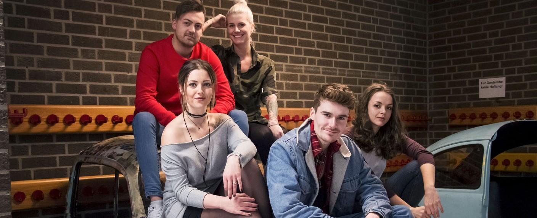 """""""Krass Schule – Die jungen Lehrer"""" – Bild: RTL II"""
