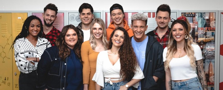 """""""Krass Schule"""" geht im Februar in die vierte Staffel – Bild: obs/RTLZWEI"""