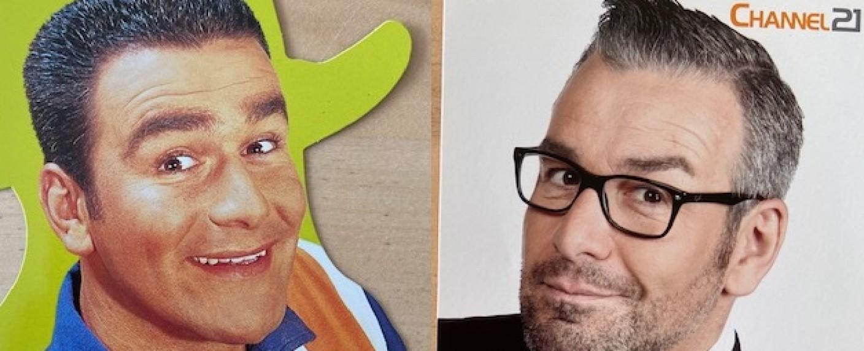 Ralf Kühler – damals und heute – Bild: Nickelodeon/Channel 21