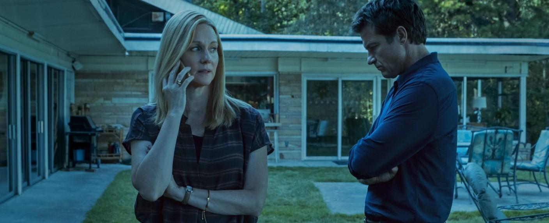 """Laura Linney und Jason Bateman in """"Ozark"""" – Bild: Netflix"""