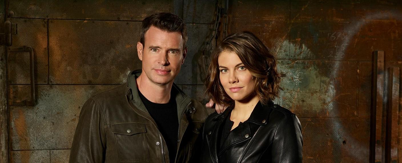 """Lauren Cohan und Scott Foley in """"Whiskey Cavalier"""" – Bild: ABC"""