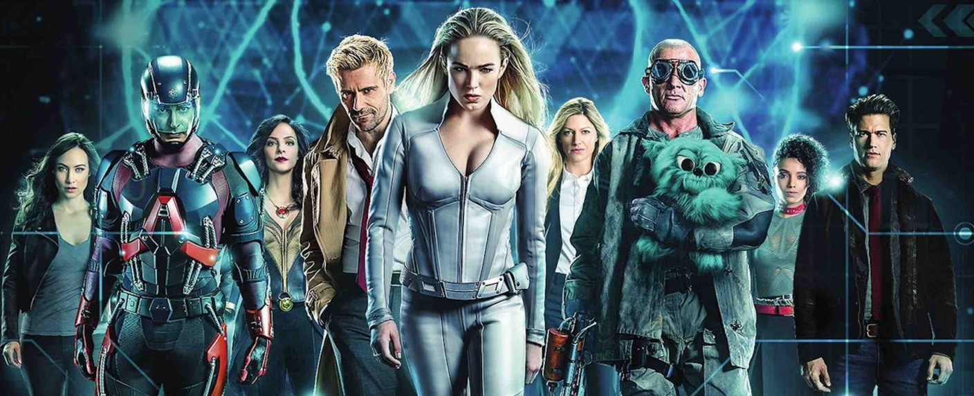 """Legends of Tomorrow"" – Bild: The CW"