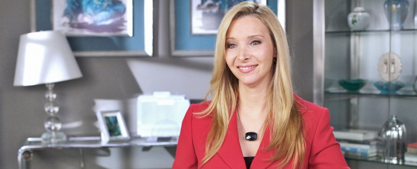 """Lisa Kudrow in """"Web Therapy"""" – Bild: Showtime"""