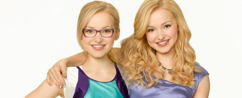 """Dove Cameron als """"Liv & Maddie"""" – Bild: Disney Channel"""