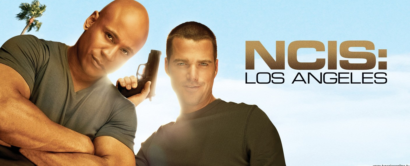 """LL Cool J und Chris O'Donnell in """"NCIS: Los Angeles"""" – Bild: CBS"""