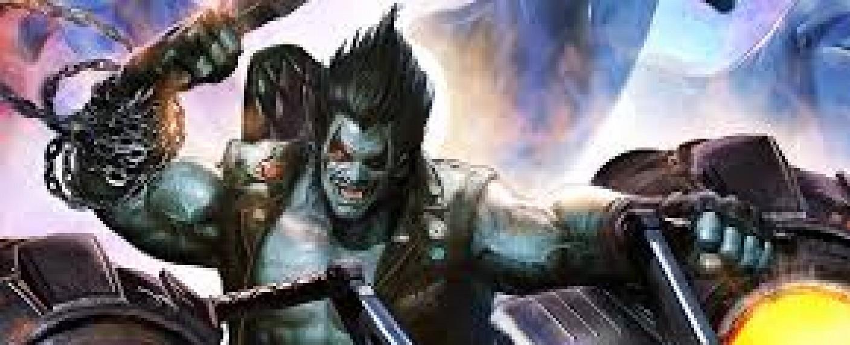Bösewicht Lobo in den DC Comics – Bild: DC Comics